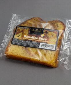 Banoffee Cake Slices