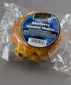 Blueberry Monster Muffins