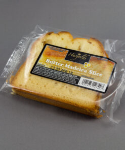 Madeira Cake Slices