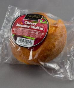 Cherry Monster Muffins