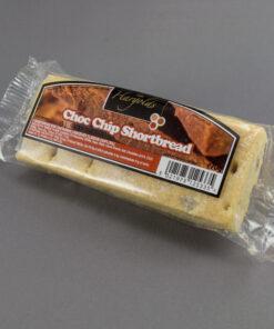 Choc Chip Shortbread