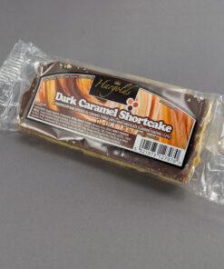 Dark Caramel Shortcakes