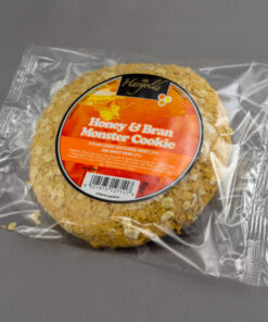 Honey & Bran Monster Cookies