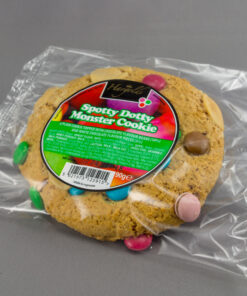 Spotty Dotty Monster Cookies