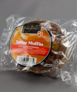 Toffee Muffins