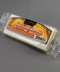White Caramel Shortcakes