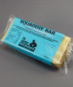 Yoghurt Squaddie Bars